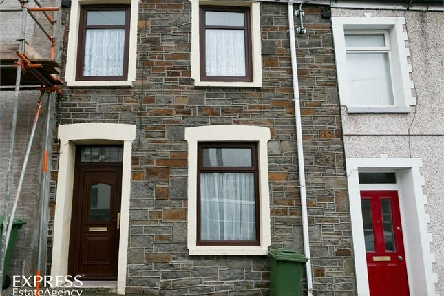 Thumbnail Terraced house for sale in Sunnybank Street, Aberdare, Mid Glamorgan