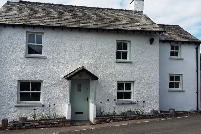 Thumbnail Detached house to rent in Way Green Cottage, Bouth, Ulverston