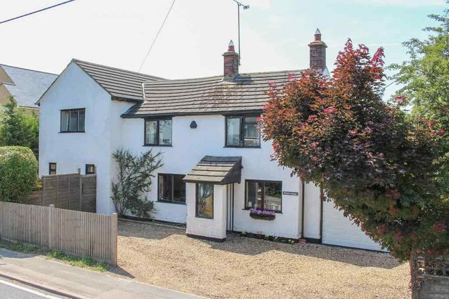 Thumbnail Detached house for sale in Leighton Road, Northall, Dunstable