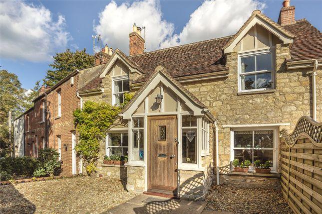 Thumbnail End terrace house for sale in Stoke Place, Headington, Oxford
