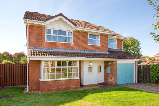 Thumbnail Detached house for sale in Fry Crescent, Burgess Hill, West Sussex