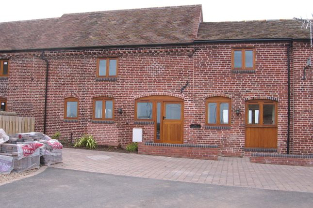 Thumbnail Barn conversion to rent in Red House Farm Barns, Longdon-On-Tern