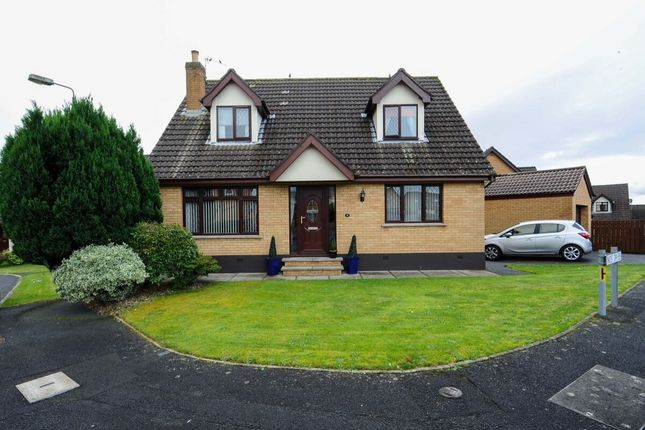 Thumbnail Detached house for sale in Old Mill Rise, Dundonald, Belfast