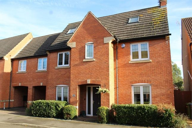 Thumbnail Detached house for sale in Lacey Close, Lutterworth