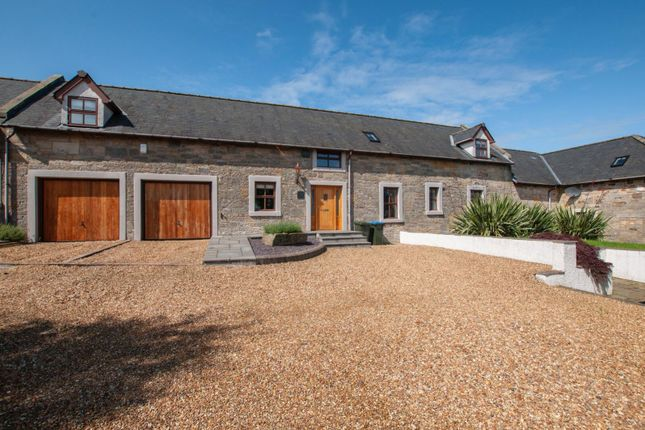 Thumbnail Terraced house for sale in Horsemill House, Cleish, Fife