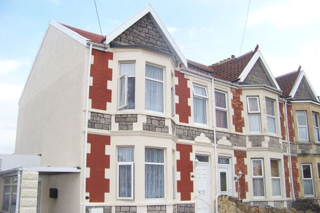 Thumbnail Flat to rent in Mendip Road, Weston-Super-Mare
