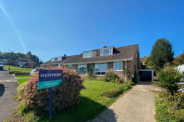 Thumbnail Semi-detached house for sale in Tilnor Crescent, Norman Hill, Dursley