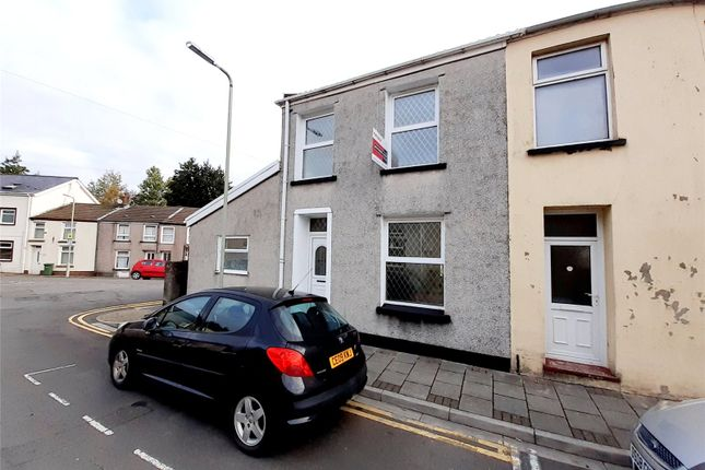 Thumbnail End terrace house for sale in Whitcombe Street, Aberdare, Rhondda Cynon Taff