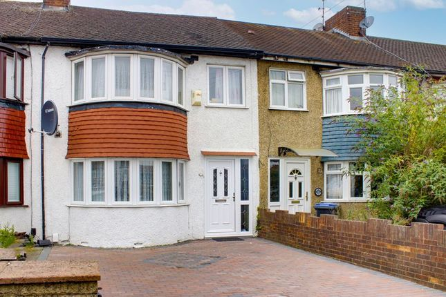 Thumbnail Terraced house for sale in Nightingale Road, Edmonton