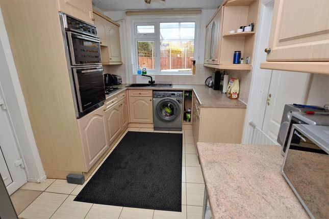 Kitchen of Mayfield Drive, Wigston LE18