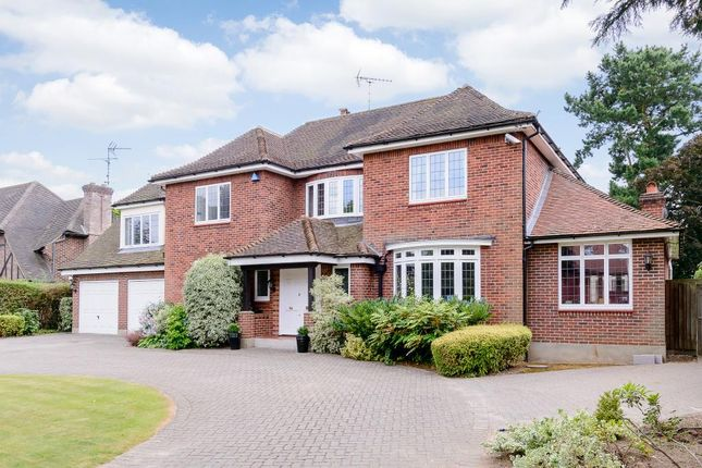 Thumbnail Detached house for sale in Challacombe Close, Hutton, Brentwood