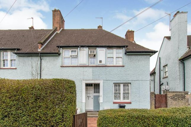 Thumbnail Terraced house for sale in Fitzneal Street, London