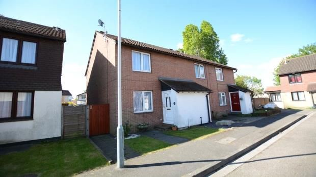 Thumbnail End terrace house for sale in New Garden Drive, West Drayton