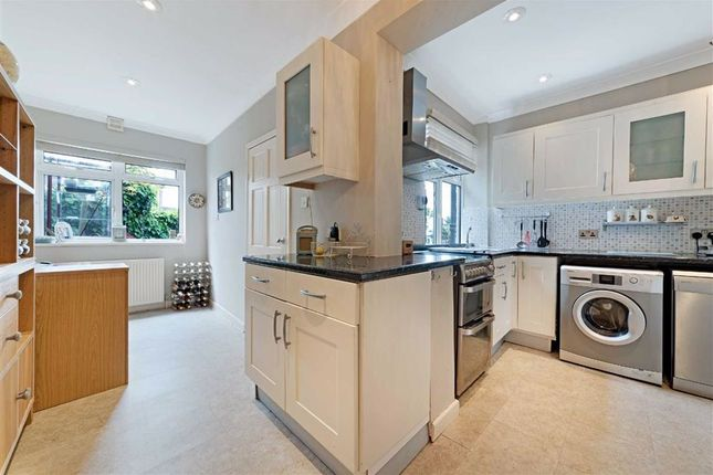 Thumbnail Semi-detached house for sale in Rose Hill Park West, Sutton