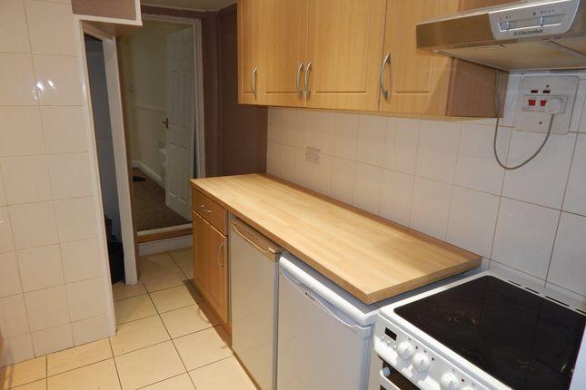 Kitchen of Princess Street, Parkeston CO12