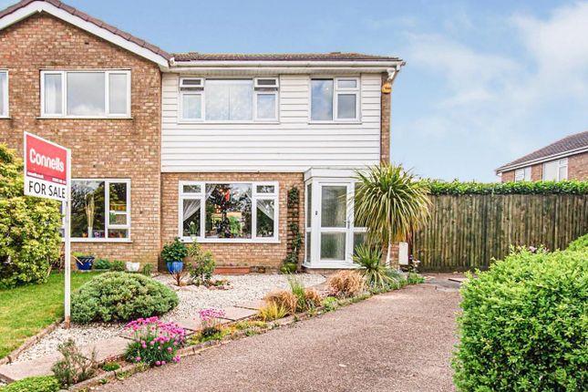 3 bed semi-detached house for sale in Parklands Avenue, Leamington Spa CV32