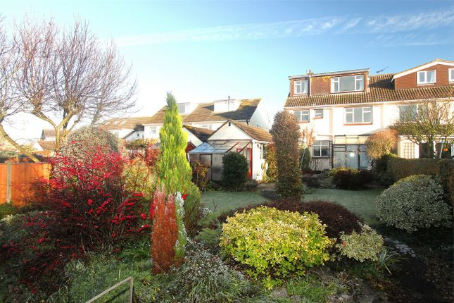 Thumbnail Semi-detached house for sale in Rudgeway Park, Rudgeway, Bristol