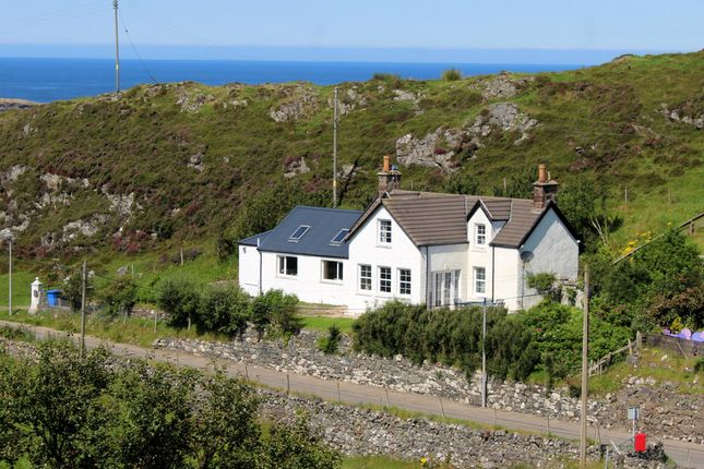 Thumbnail Detached house for sale in Glencorse House, Drumbeg, Sutherland
