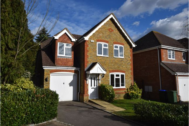 Thumbnail Detached house for sale in Lane Gardens, Claygate, Esher