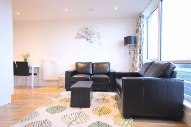 Lounge of Beacon Point, 12 Dowells Street, New Capital Quay, Greenwich SE10