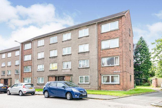 Thumbnail Flat for sale in Millburn Road, Renfrew