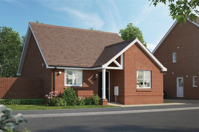 Thumbnail Detached bungalow for sale in The Buxton, Meadow Croft, Houghton Conquest