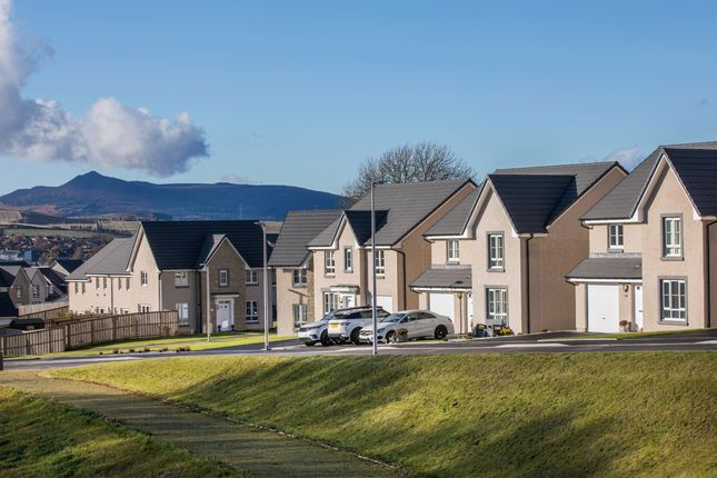 """Thumbnail End terrace house for sale in """"Abergeldie"""" at Oldmeldrum Road, Inverurie"""