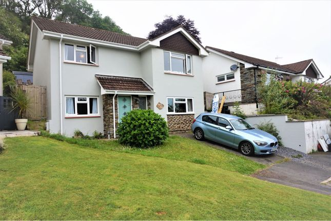 Detached house for sale in Willow Close, Ilfracombe