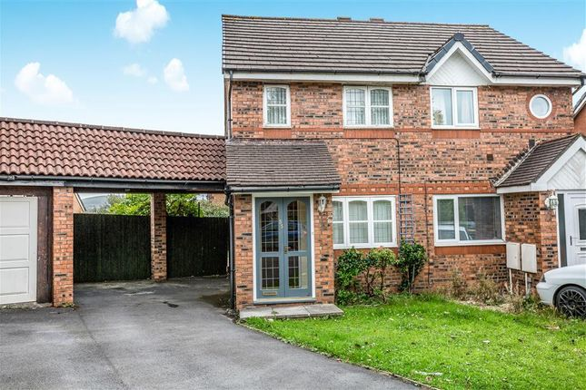 Thumbnail Semi-detached house to rent in Tal Y Coed, Hendy, Swansea
