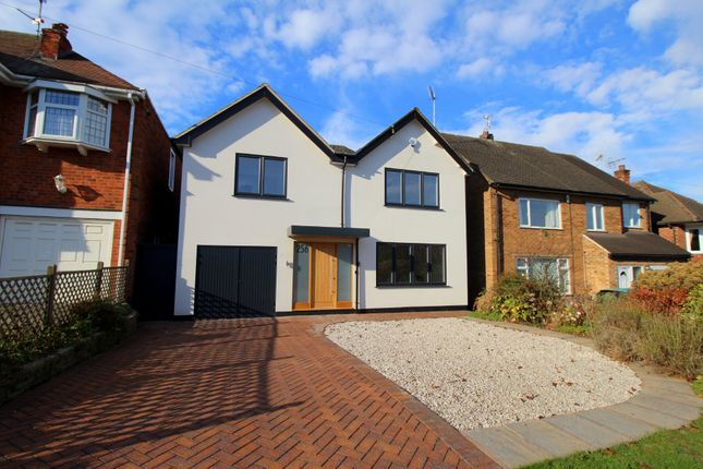 Thumbnail Detached house for sale in Musters Road, West Bridgford, Nottingham