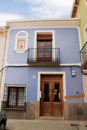 Property For Sale In Monforte Del Cid Spain