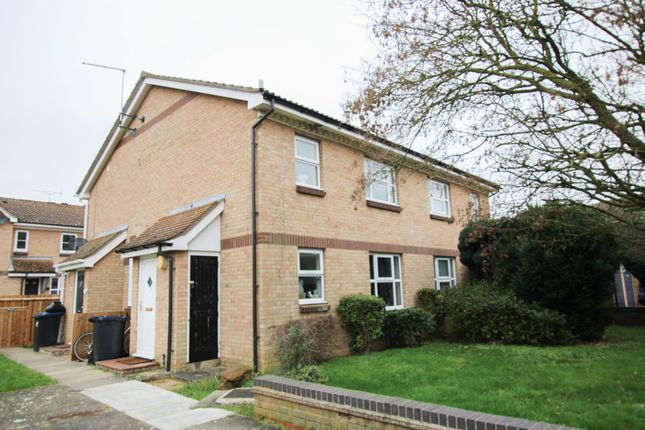 Thumbnail Terraced house for sale in Mulberry Way, Ely
