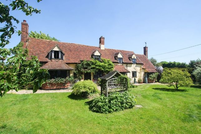 Thumbnail Cottage for sale in Cornish Hall End, Braintree