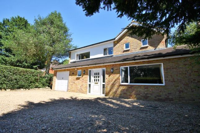 Thumbnail Detached house for sale in Clarence Drive, Englefield Green, Surrey