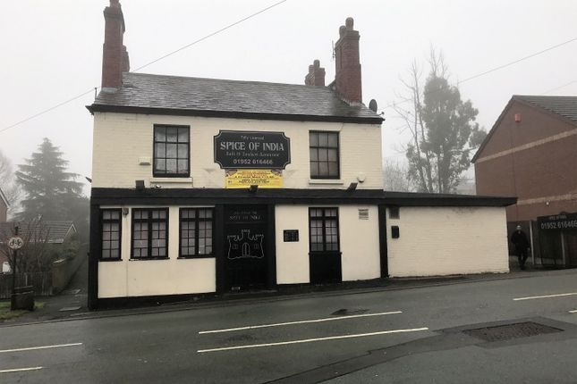 Thumbnail Restaurant/cafe to let in Gower St, Telford