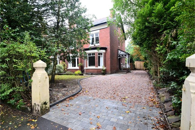 Front 1 of The Crescent, Davenport, Stockport SK3