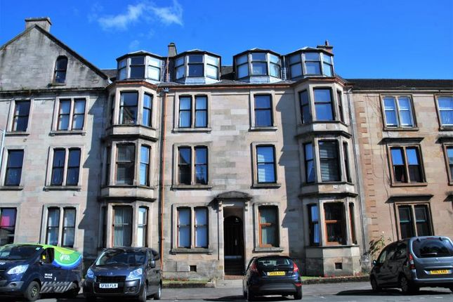 Thumbnail Flat to rent in Kelly Street, Greenock