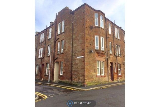 2 bed flat to rent in Ailsa Buildings, Girvan KA26
