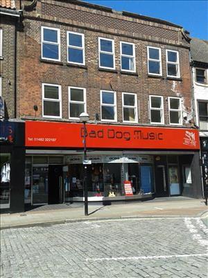 Retail premises to let in 13-14 Savile Street, Hull