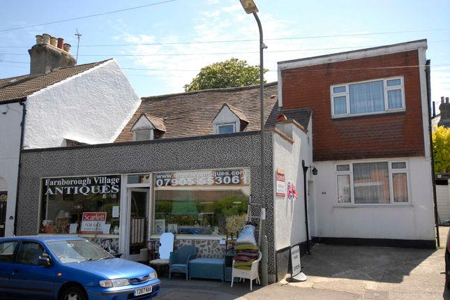 Thumbnail Land for sale in High Street, Orpington