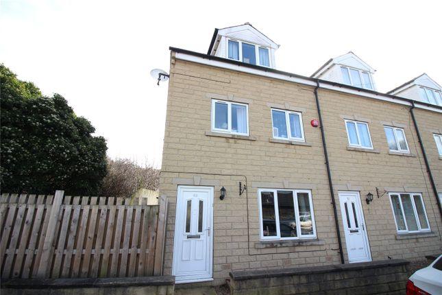 Thumbnail End terrace house for sale in Gooder Lane, Rastrick