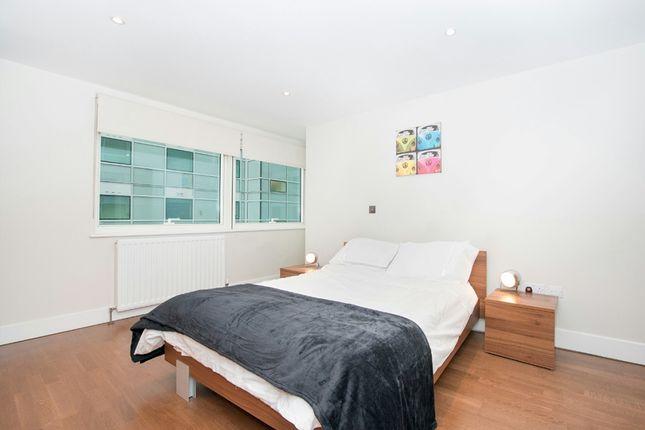 Bedroom of Crawford Building, Aldgate, London E1