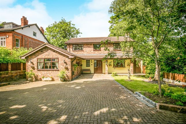 Thumbnail Detached house for sale in Ford Road, Upton, Wirral