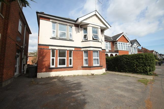 Thumbnail Detached house to rent in Talbot Road, Winton, Bournemouth
