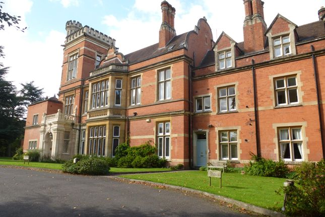 Thumbnail Flat to rent in Chadwick Manor, Warwick Road, Knowle