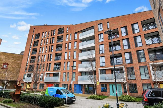 (Main) of Godfrey Place, London E2