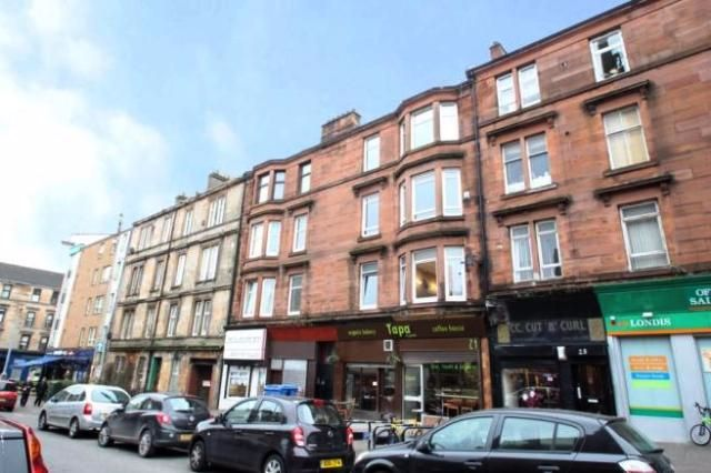 Thumbnail Flat to rent in 17 Whitehill Street, Dennistoun, Glasgow