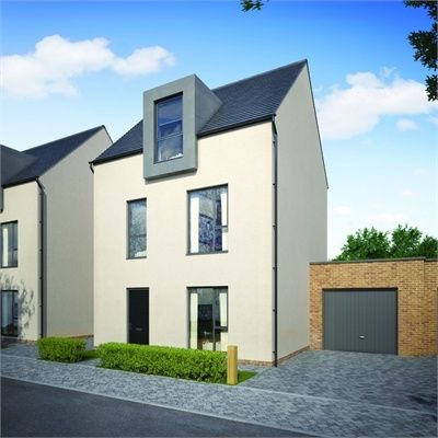 Thumbnail Link-detached house for sale in Prime Place, College Road, Cheshunt