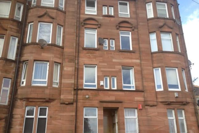 Thumbnail Flat to rent in Barclay Street, Springburn, Glasgow