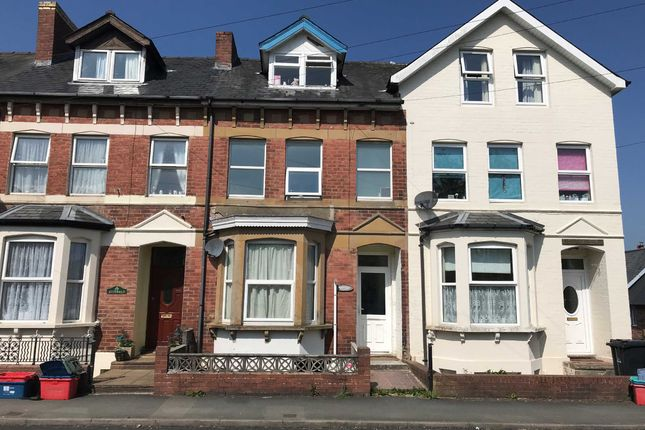 Thumbnail Terraced house for sale in Waterloo Road, Llandrindod Wells, Powys